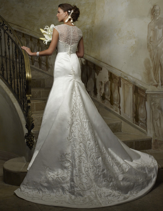 Casablanca 2008 Spring Bridal Collection