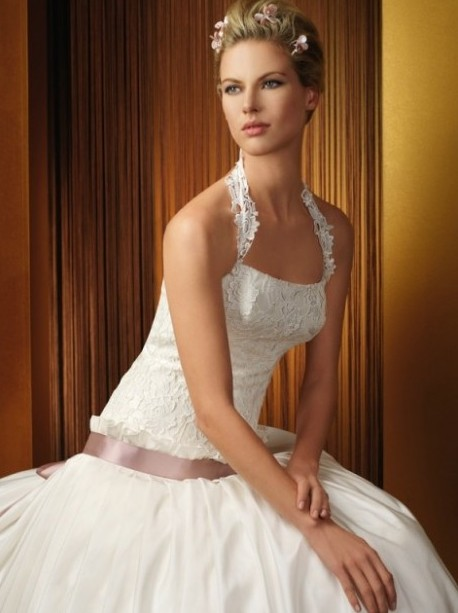 Badley Mischka 2008 Spring Bridal Collection 01