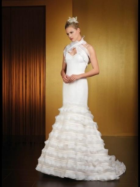 Novissima 2008 Vintage Bridal Collection 11