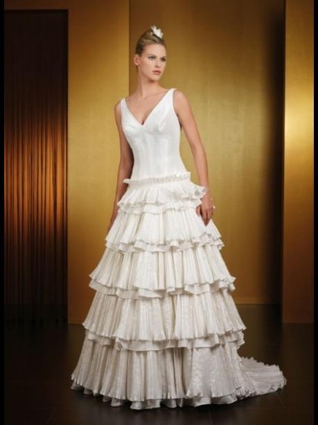 Novissima 2008 Vintage Bridal Collection 15