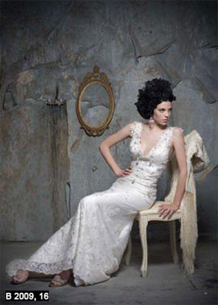 Pnina Tornai 2009 Bridal Collection