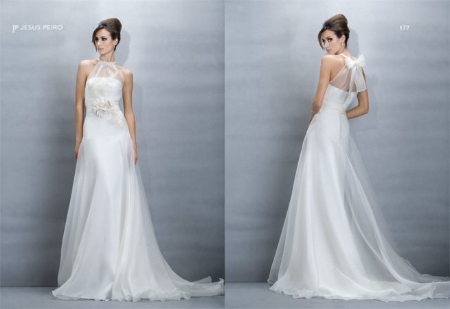 Jesus Peiro 2010 Bridal Collection