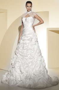 Perle by Delsa Sposa 2010 Bridal Collection